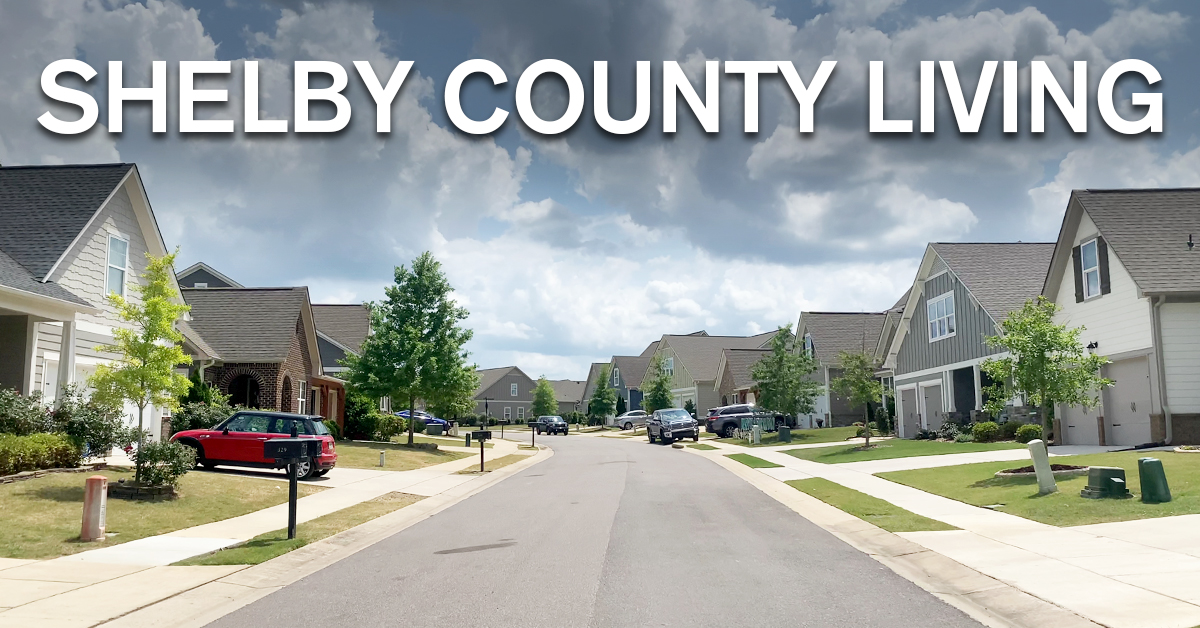 5 Reasons to Move to Shelby County