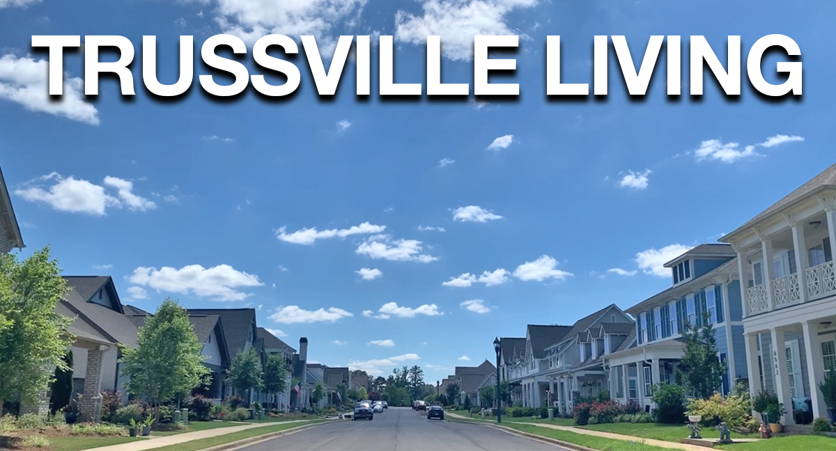 Find your home in Trussville, AL